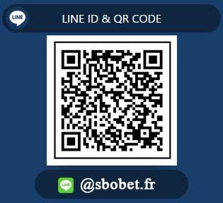 ไลน์แอ๊ตติดต่อ สมัครสมาชิก SBOBET