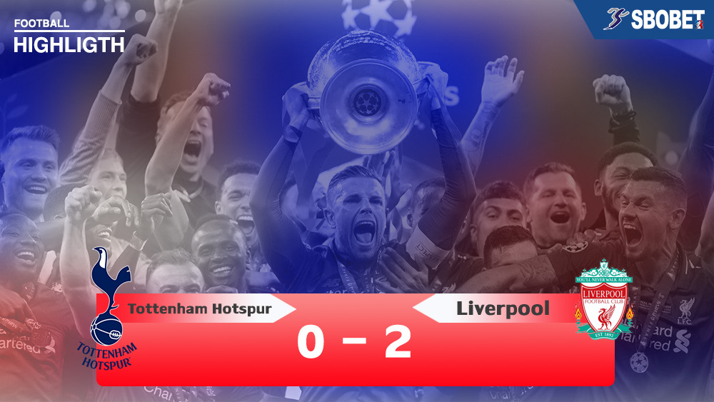 Tottenham Hotspur 0-2 Liverpool
