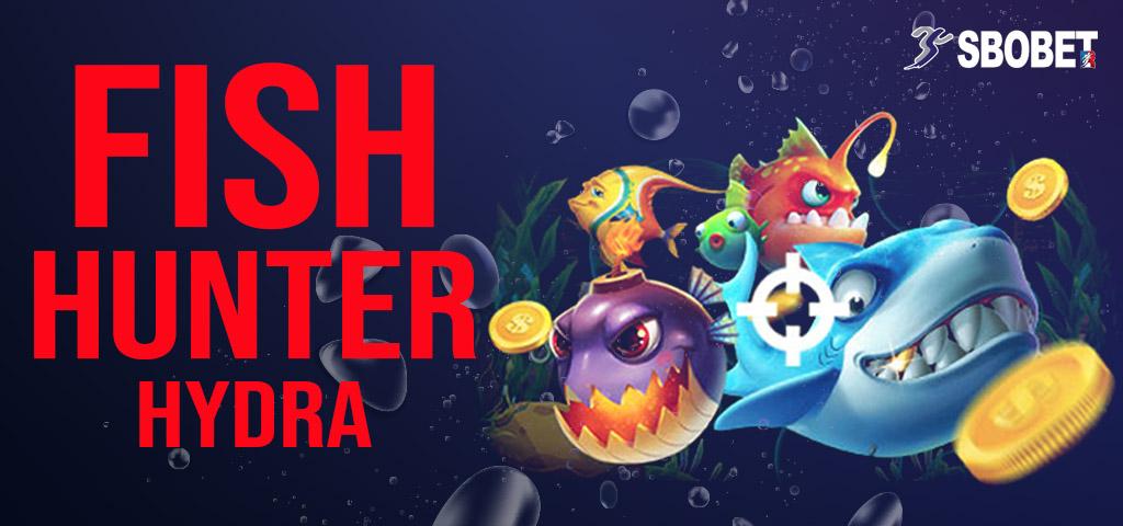 เกมส์ยิงปลา FISH HUNTER HAIDAR การเดิมพันที่ได้รับความนิยมอย่างมาก