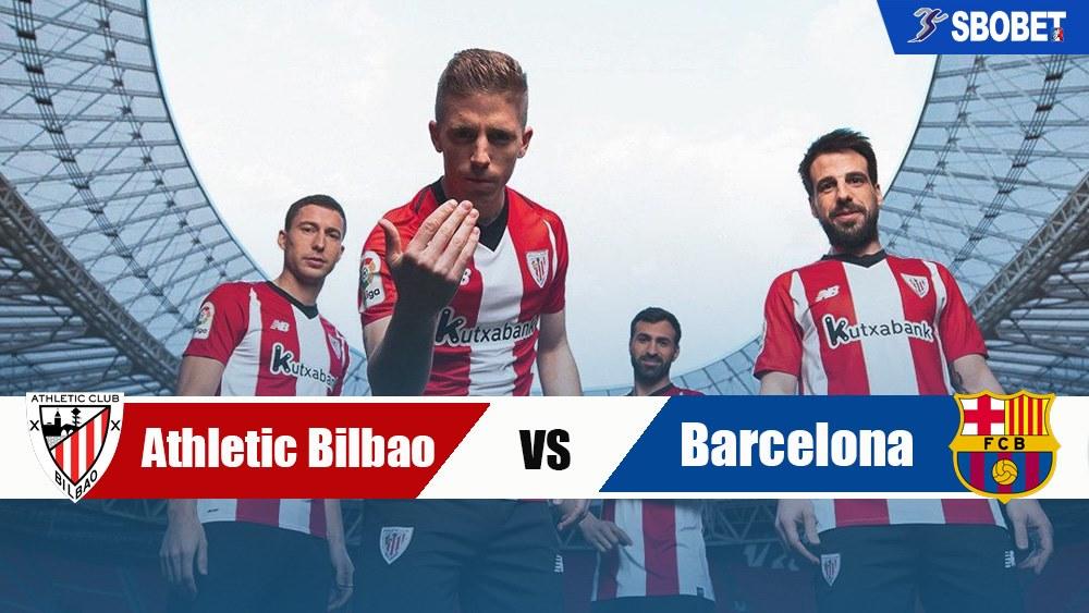 ทีเด็ดบอลเต็ง แอธเลติก บิลเบา VS บาร์เซโลน่า