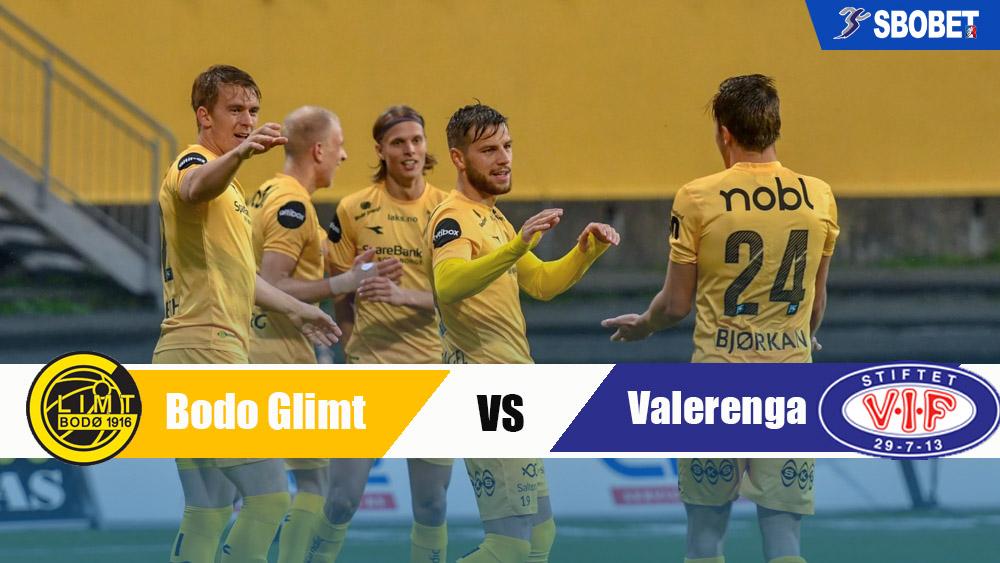 วิเคราะห์บอล คู่บอลเด็ดวันนี้ ทีเด็ดบอลเต็ง โบโด กลิมท์ vs วาเลเรนก้า