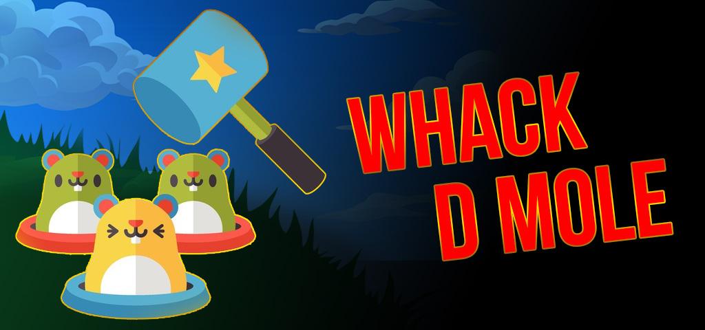 พนันเกมส์ Whack D mole เกมอาร์เคดพนันออนไลน์บนเว็บพนัน SBOBET