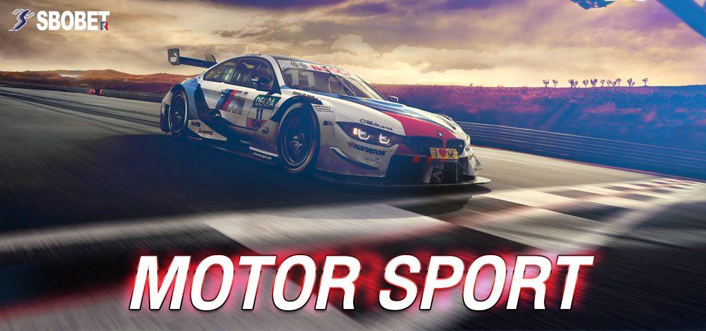 MOTOR SPORT SBOBET การแทงการแข่งขันกีฬาออนไลน์รถเเข่งที่ดีที่สุด