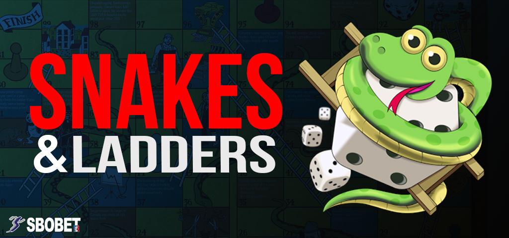 พนันเกมส์บันใดงู SNAKES AND LADDERS เกมส์ออนไลน์ที่ไม่เหมือนไคร