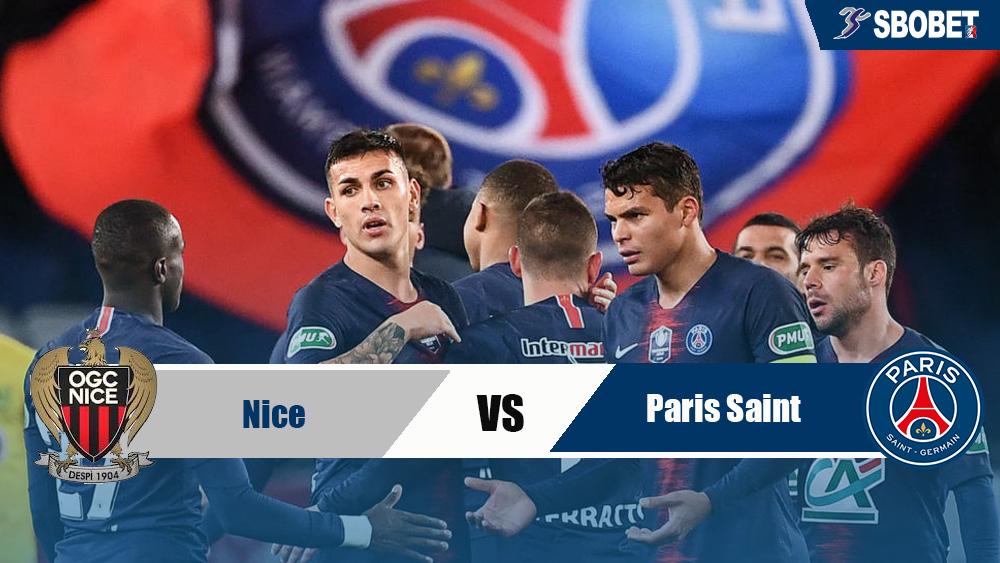 วิเคราะห์บอล คู่บอลเด็ดวันนี้ ทีเด็ดบอลเต็ง นีซ vs ปารีส แซงต์ แชร์กแมง