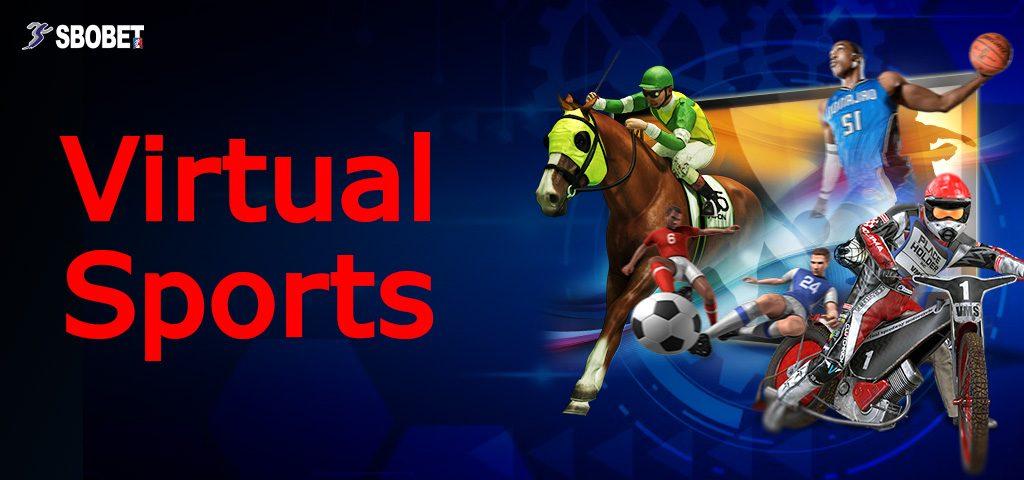 VIRTUAL SPORTS แทงกีฬาเสมือนจริงได้ตลอดทั้งวัน ได้เงินจริง