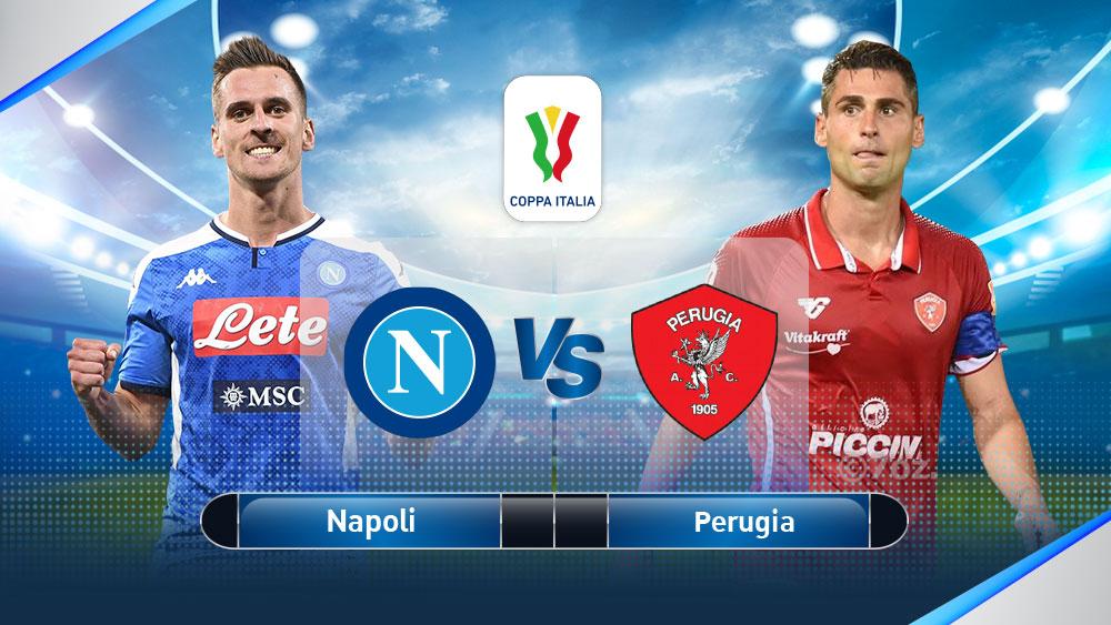 วิเคราะห์บอล คู่บอลเด็ดวันนี้ ทีเด็ดบอล นาโปลี vs เปรูจา โคปา อิตาเลีย คัพ