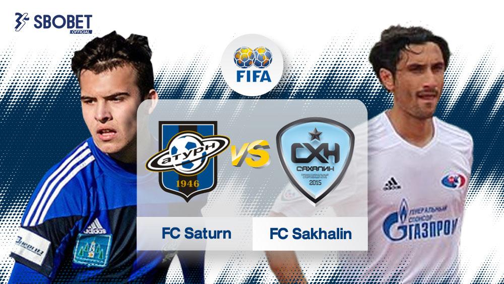 วิเคราะห์บอล คู่บอลเด็ดวันนี้ ทีเด็ดบอล ซาเทิร์น VS เอฟซี ซาฮาลิน