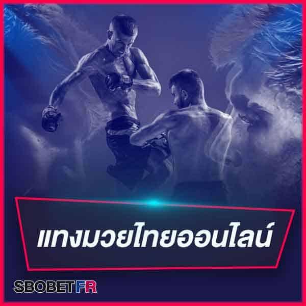 วิธีพนันมวยไทยออนไลน์